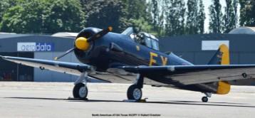 DSC_8181 North American AT-6A Texan N13FY © Hubert Creutzer