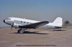 img1090 Douglas C-47A-25-DK ZS-PTG Wonderair © Michel Anciaux