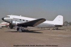 img1091 Douglas C-47A-30-DL ZS-GPL Wonderair © Michel Anciaux