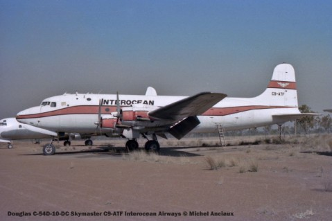 img1094 Douglas C-54D-10-DC Skymaster C9-ATF Interocean Airways © Michel Anciaux