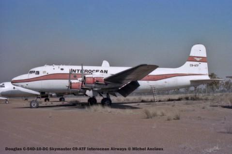 img1094 Douglas C-54D-10-DC Skymaster C9-ATF Interocean Airways © Michel Anciaux