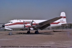 img1097 Douglas C-54D Skymaster C9-ATS Interocean Airways © Michel Anciaux