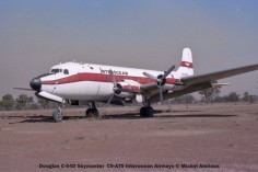 img1099 Douglas C-54D Skymaster C9-ATS Interocean Airways © Michel Anciaux