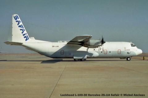 img1168 Lockheed L-100-30 Hercules ZS-JJA Safair © Michel Anciaux