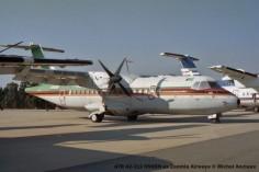 img1175 ATR 42-312 N96BN ex Zambia Airways © Michel Anciaux