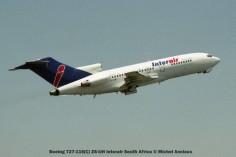 img1304 Boeing 727-116(C) ZS-IJH Interair South Africa © Michel Anciaux
