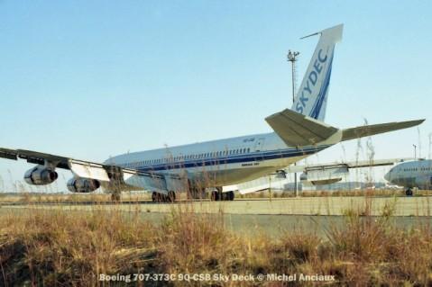 img1402 Boeing 707-373C 9Q-CSB Sky Deck © Michel Anciaux