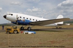img1554 Douglas C-47B-TP Turbo ZS-OJJ Rossair Executive Air Charter © Michel Anciaux