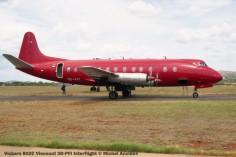img1556 Vickers 802C Viscount 3D-PFI Interflight © Michel Anciaux