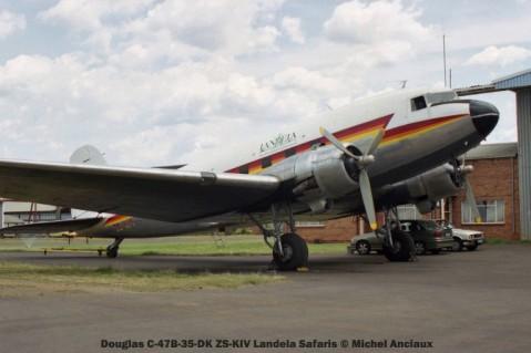 img1561 Douglas C-47B-35-DK ZS-KIV Landela Safaris © Michel Anciaux