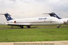 img1663 McDonnell Douglas DC-9-32 ZS-NNN Sun Air © Michel Anciaux