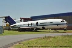 img1908 Boeing 727-23 ex ZS-IJE Million Air Charter © Michel Anciaux