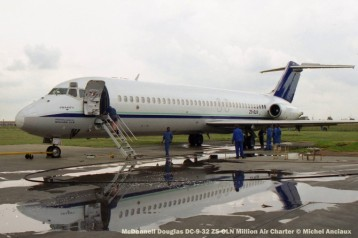img1913 McDonnell Douglas DC-9-32 ZS-OLN Million Air Charter © Michel Anciaux
