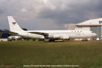 img1917 Boeing 707-321B YR-JCB JARO International © Michel Anciaux