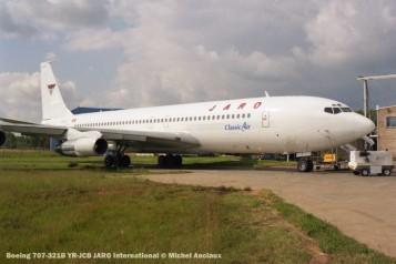 img1918 Boeing 707-321B YR-JCB JARO International © Michel Anciaux