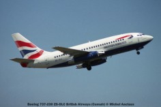 img2047 Boeing 737-230 ZS-OLC British Airways (Comair) © Michel Anciaux