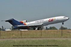 img2051 Boeing 727-227A 9Q-CWA Congo Airlines © Michel Anciaux
