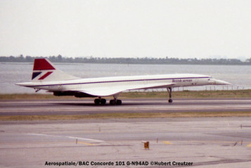 img410 Aerospatiale BAC Concorde 101 G-N94AD British Airways © Hubert Creutzer