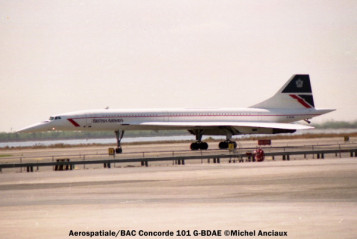 img412 Aerospatiale BAC Concorde 101 G-BDAE British Airways © Hubert Creutzer