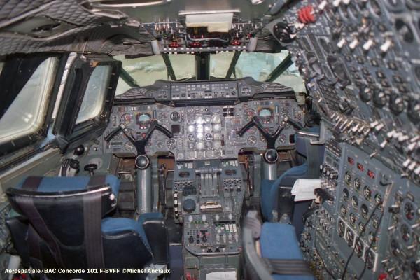 img449 Aerospatiale BAC Concorde 101 F-BVFF Air France © Michel Anciaux