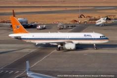 img802 Airbus A320-231 ZS-SHD South African Airways © Michel Anciaux
