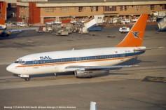img804 Boeing 737-244 ZS-SIC South African Airways © Michel Anciaux