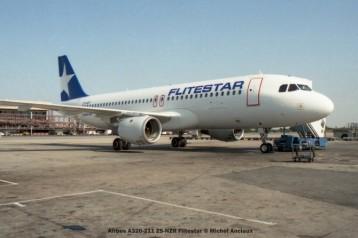 img814 Airbus A320-211 ZS-NZR Flitestar © Michel Anciaux