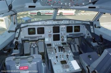 img907 Airbus A330-322 OO-SFX SABENA © Michel Anciaux