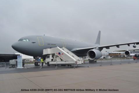 img911 Airbus A330-243E (MRTT) EC-331 MRTT029 Airbus Military © Michel Anciaux