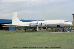 img963 Bristol 175 Britannia 253 9Q-CJH Transair Cargo © Michel Anciaux
