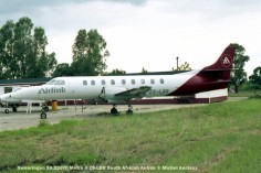 img982 Swearingen SA.226TC Metro II ZS-LBR South African Airlink © Michel Anciaux