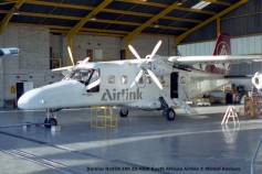 img984 Dornier Do228-100 ZS-NGW South African Airlink © Michel Anciaux