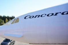 n°11 Mockup Concorde in Flugausstellung L+P Junior © Hubert Creutzer