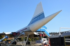 n°14 Mockup Concorde in Flugausstellung L+P Junior © Hubert Creutzer