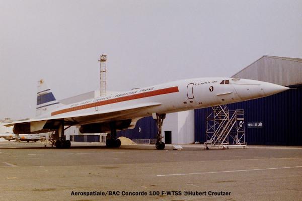 pict0313 Aerospatiale BAC Concorde 100 F-WTSS © Hubert Creutzer