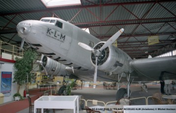 01 Douglas DC-2-142 (R2D-1) ''PH-AJU'' NC39165 KLM (Aviodrome) © Michel Anciaux
