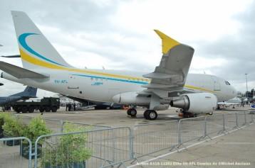 210 Airbus A318-112CJ Elite 9H-AFL Comlux Av ©Michel Anciaux