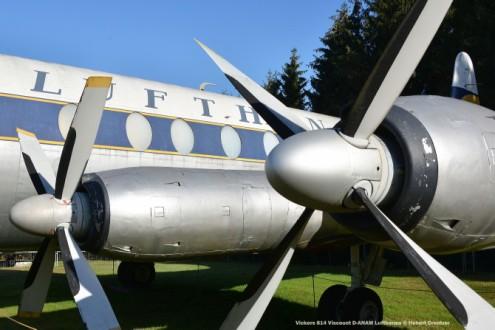 DSC_5715 Vickers 814 Viscount D-ANAM Lufthansa © Hubert Creutzer