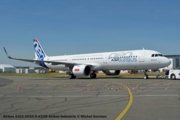 DSC_175 Airbus A321-251N D-AVXB Airbus Industrie © Michel Anciaux
