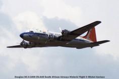 img1458 Douglas DC-4-1009 ZS-AUB South African Airways Historic Flight © Michel Anciaux