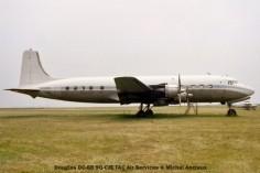 img1674 Douglas DC-6B 9Q-CJE TAC Air Services © Michel Anciaux