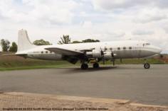 img1678 Douglas DC-6B ZS-XXX South African Airways Museum Society © Michel Anciaux