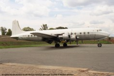img1678 Douglas DC-6B ZS-XXX South African Airways Museum Society © Michel Anciaux