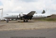 img1679 Douglas DC-6B ZS-XXX South African Airways Museum Society © Michel Anciaux