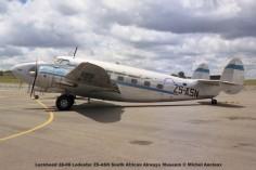 img1683 Lockheed 18-08 Lodestar ZS-ASN South African Airways Museum © Michel Anciaux