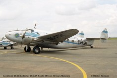 img1684 Lockheed 18-08 Lodestar ZS-ASN South African Airways Museum © Michel Anciaux