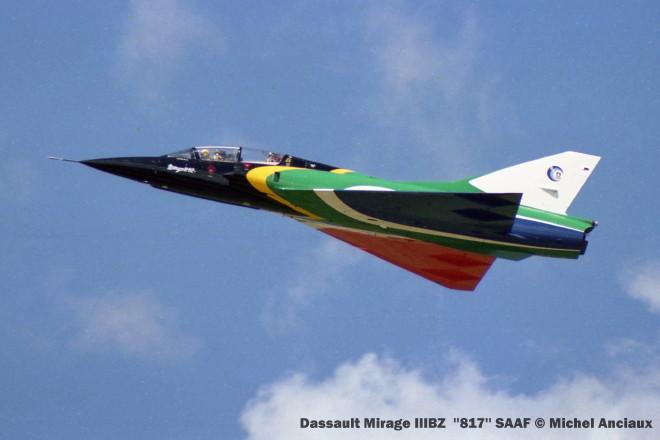 img1766 Dassault Mirage IIIBZ ''817'' SAAF © Michel Anciaux