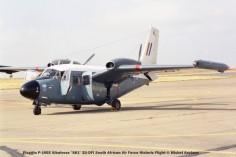 img1809 Piaggio P-166S Albatross ''881'' ZU-DFI South African Air Force Historic Flight © Michel Anciaux