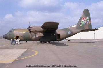 img1818 Lockheed C-130B Hercules ''405'' SAAF © Michel Anciaux