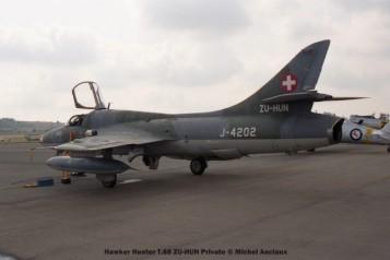 img1823 Hawker Hunter T.68 ZU-HUN Private © Michel Anciaux
